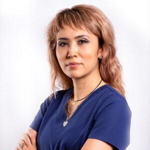 Халимназарова Рашида Тахировна